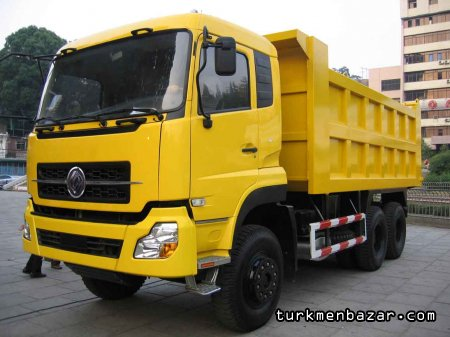 ALBORZ D375.6x4 Tipper Truck